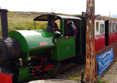 The Leadhills & Wanlockhead Narrow Gauge Railway, Scotland